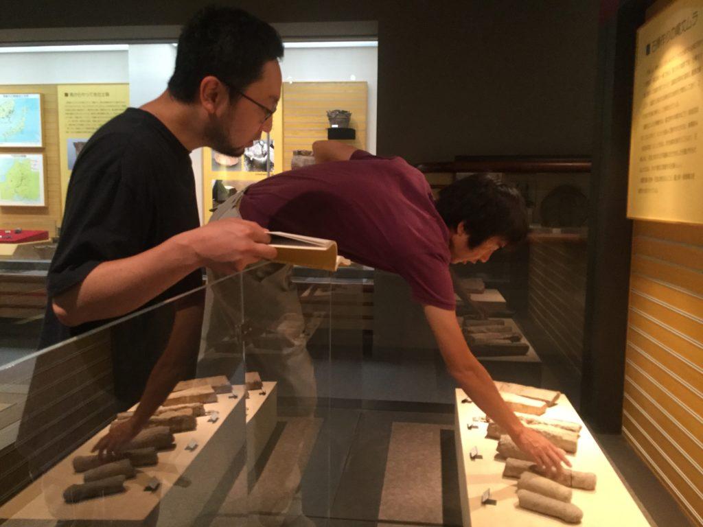 9/10(火)石棒クラブ活動日@飛騨みやがわ考古民俗館