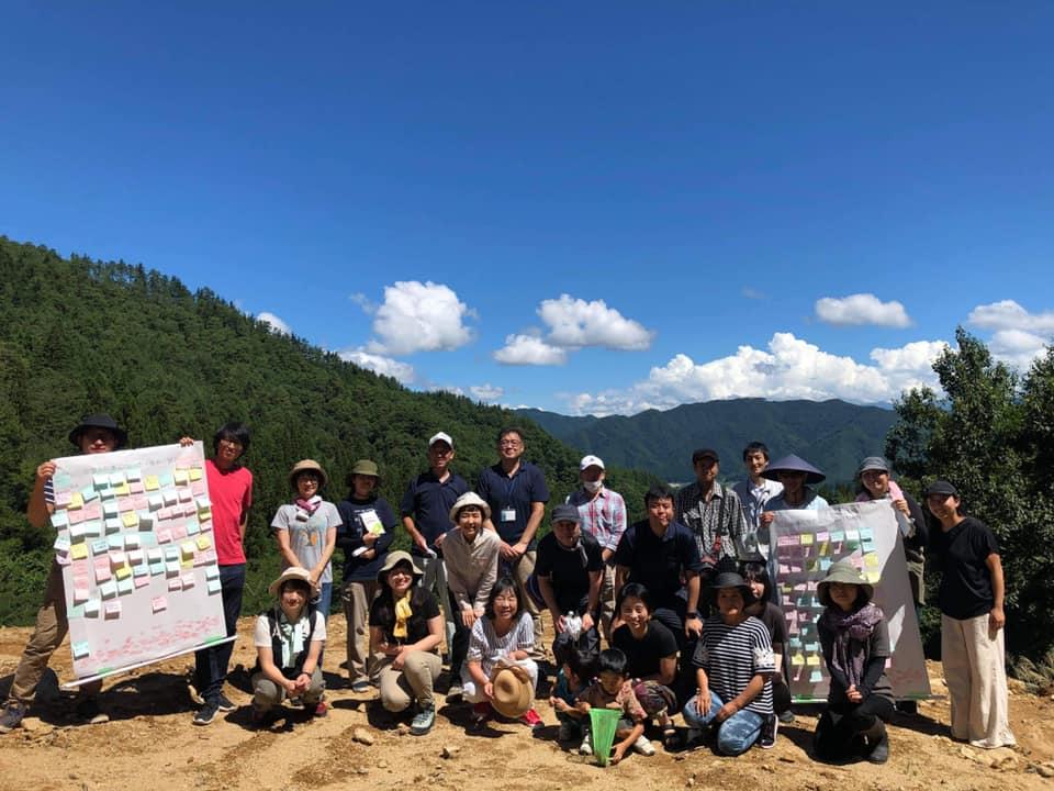 『高野千本桜夢公園プロジェクト』ピザを食べながらわくわくミーティング参加者募集!