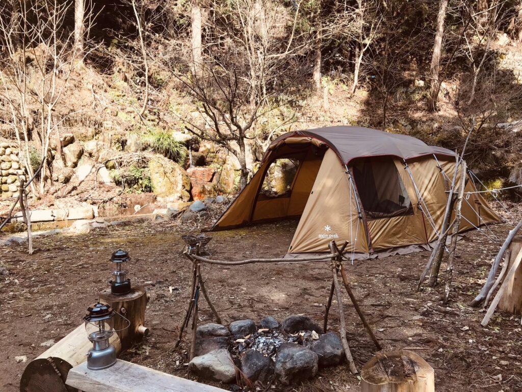 サウナ好き集まれ!キャンプ場にサウナ用水風呂をつくるお手伝い!